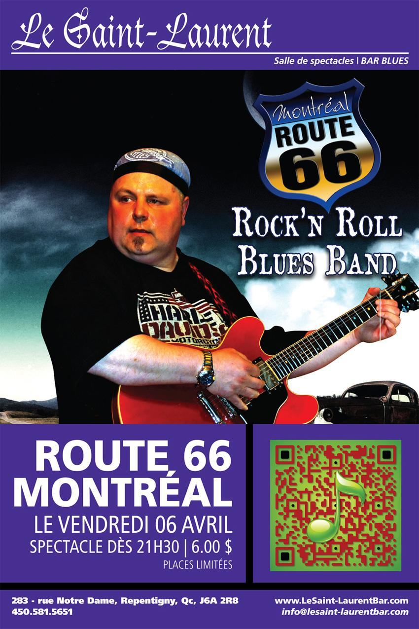 affiches route66 06avril